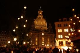 Часть 3. Рождественские рынки Дрездена