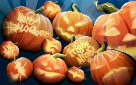 Детские осенние каникулы и Хэллоуин в Праге