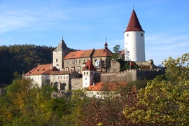 11-12 октября 2014 – Исторический праздник в замке Крживоклат