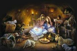 Православное рождество в Праге