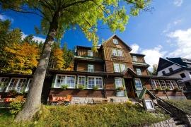 Горнолыжный отель в Чехии -