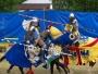 Рыцарские турниры в замке Детенице